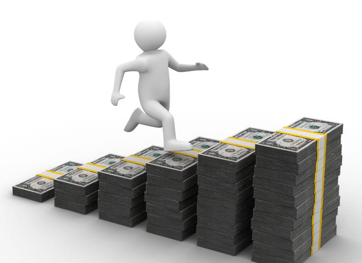 仮想通貨の注目度