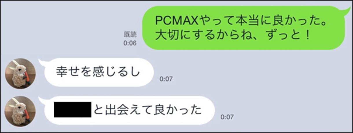 PCMAX利用者の声