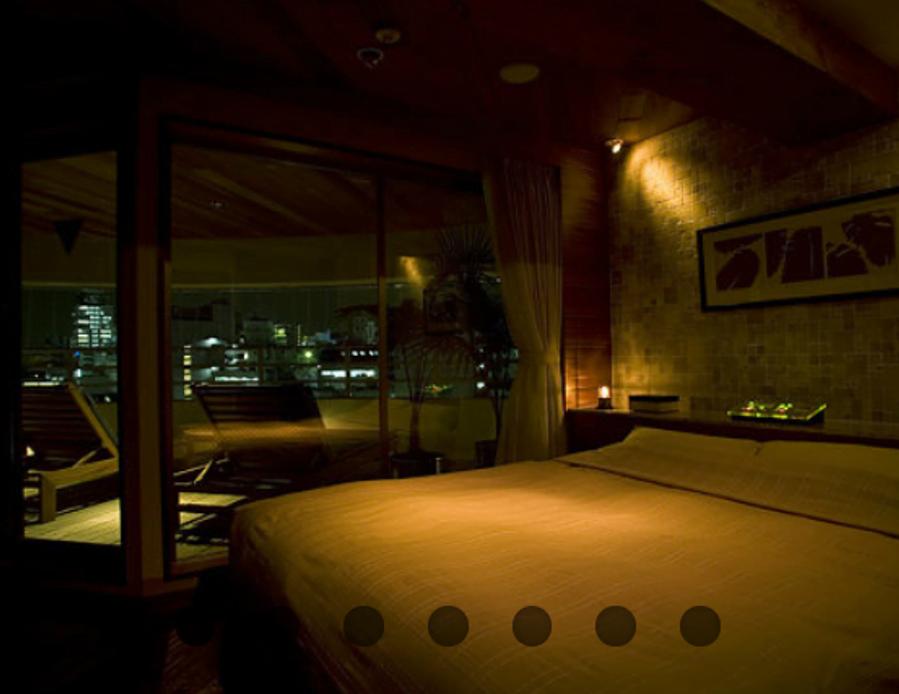 女子旅で使えるラブホテル